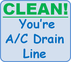 Your A C S Condensate Drain Line